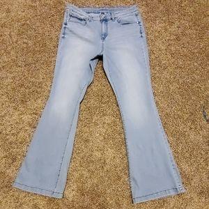 INC Flair Jeans